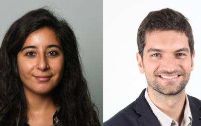 Best PhD thesis 2020 in Economics from the Chancellerie des Universités de Paris: José Montalban 1st Prize and Laura Khoury 2nd Prize